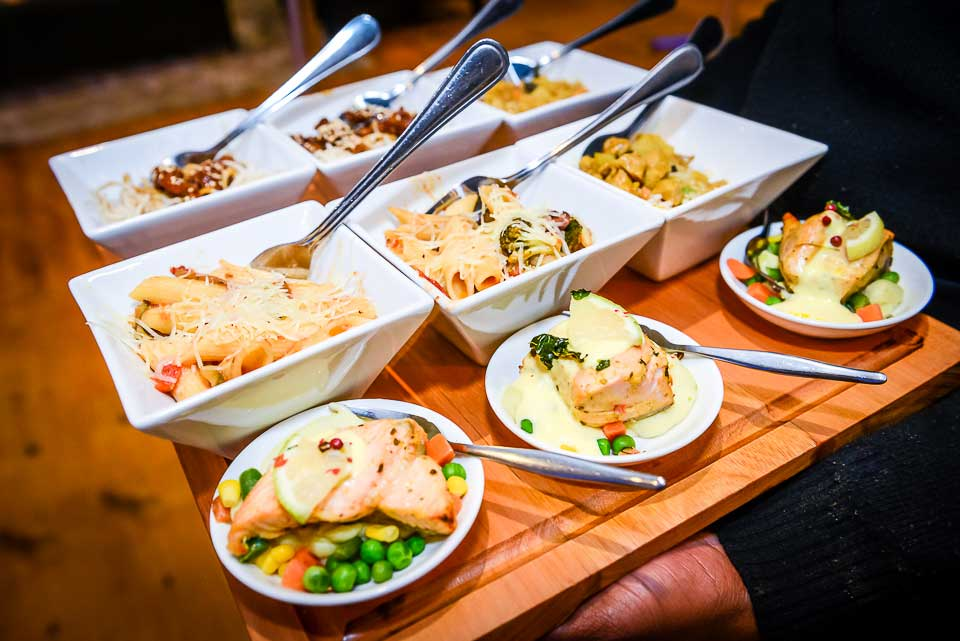 Dimension Data Year End Function 12 - How to Properly Manage Food and Beverage on Corporate Events