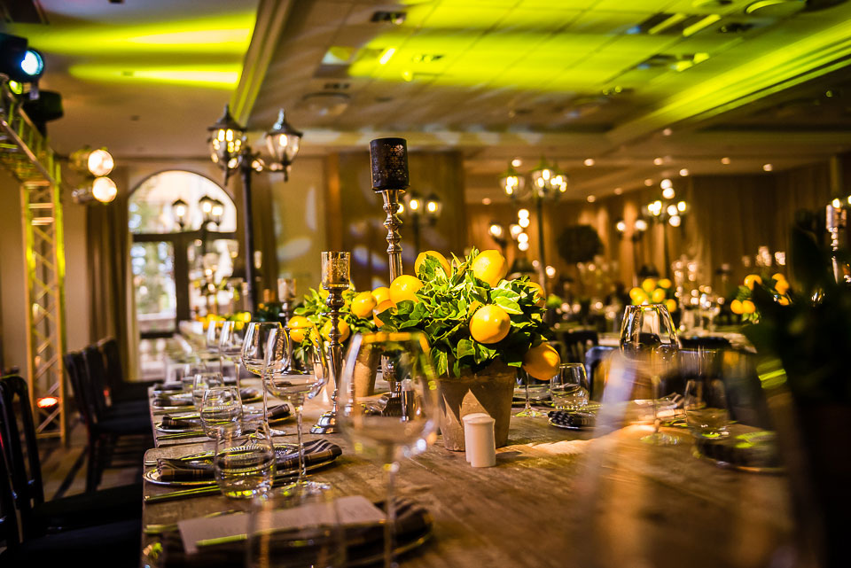 Professional Your Gala Event