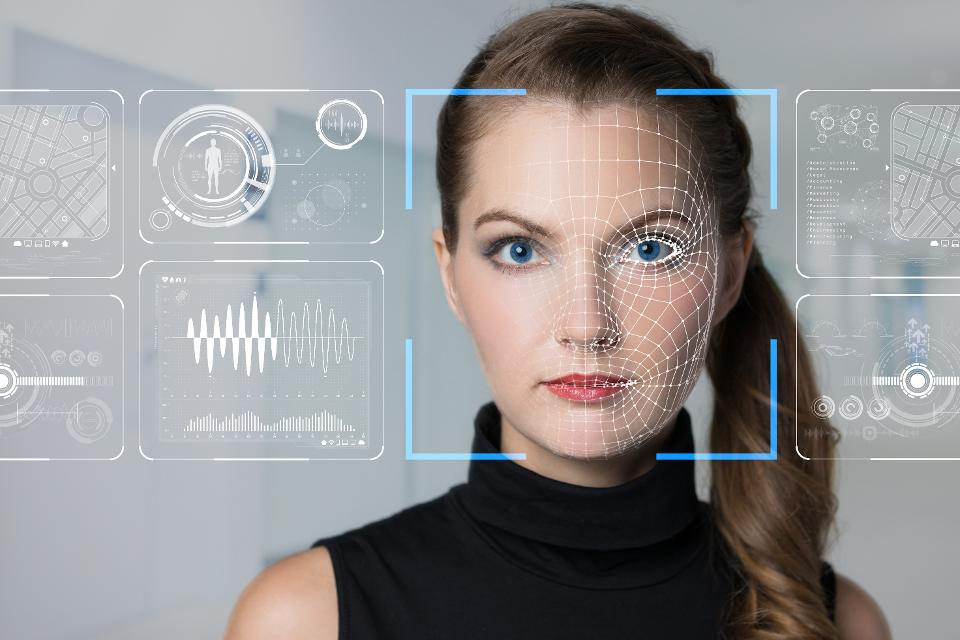 facial recognition - 10 event technology trends you need to know about